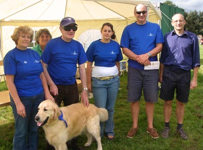 Guide dogs for the blind 2009