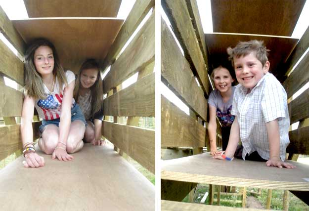 Tunnels in the Activities Maze